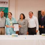 Firman convenio educación y empresarios para capacitar a jóvenes en empleabilidad