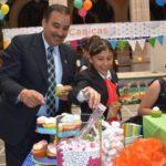 Las iniciativas que presentaron los niños, nos llegaron al fondo Jesús Villareal