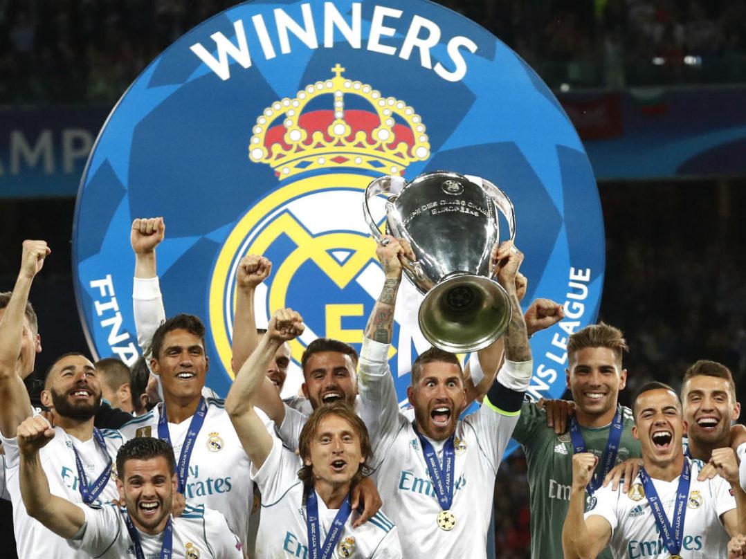 11752b16e83b7 CIUDAD DE MÉXICO (proceso.com.mx).- El Real Madrid se proclamó tricampeón  de la Liga de Campeones al imponerse por 3-1 al Liverpool